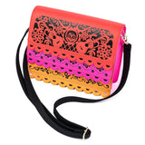 Coco Diecut Party Flags Loungefly Crossbody