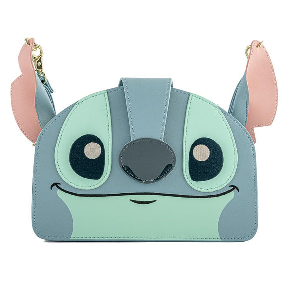 Stitch Luau Cosplay Loungefly Crossbody
