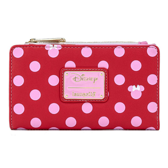 Minnie Mouse Polka Dot Loungefly Wallet
