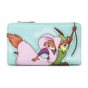 Robin Hood and Maid Marian Loungefly Wallet