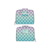 (Waitlist Available) Little Mermaid Ombre Scales Loungefly Wallet