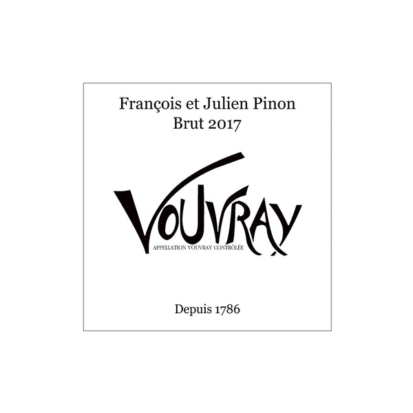 Vouvray brut 2017