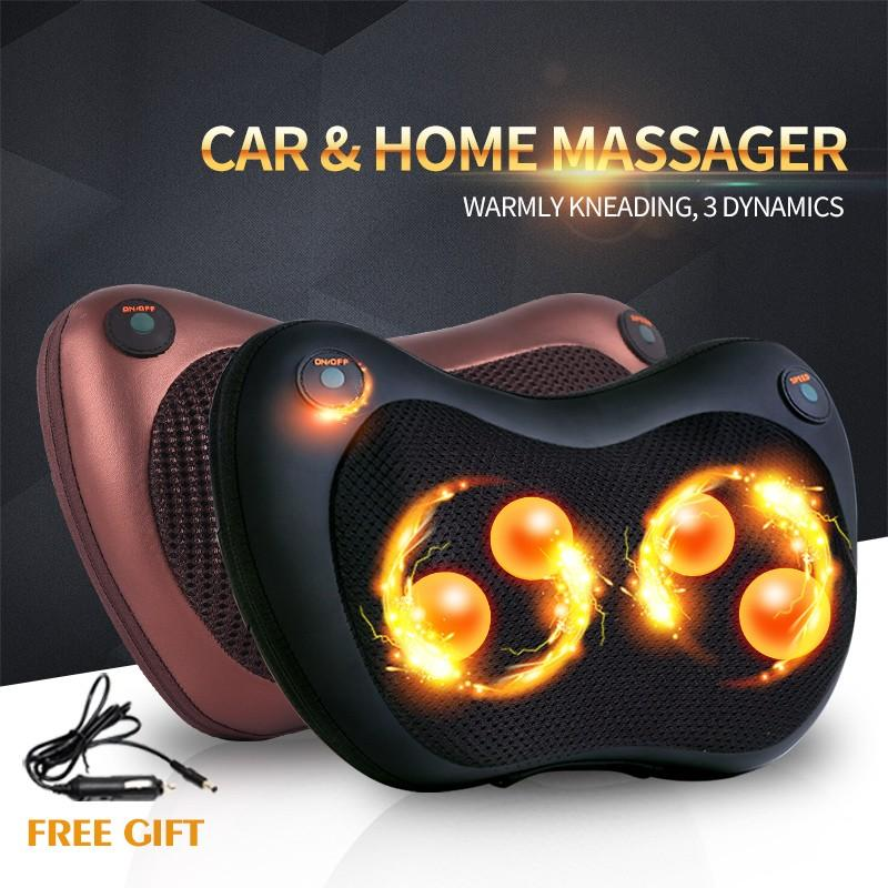 Car & Home Electric Infrared Neck Massager