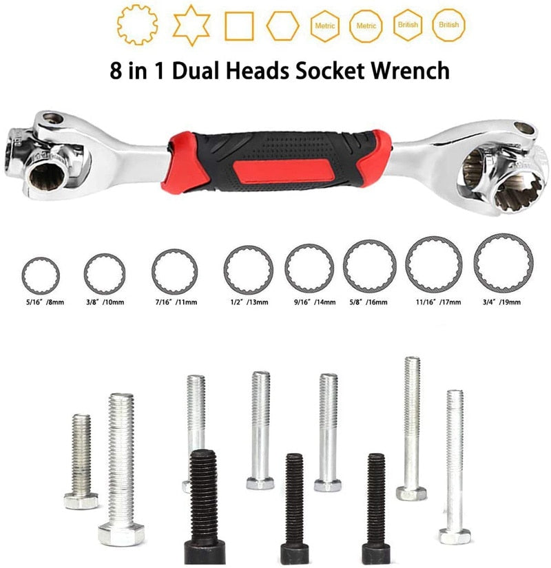 48 in 1 - Ultimate Wrench