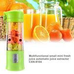 USB Rechargeable Portable Juicer 4000mAH