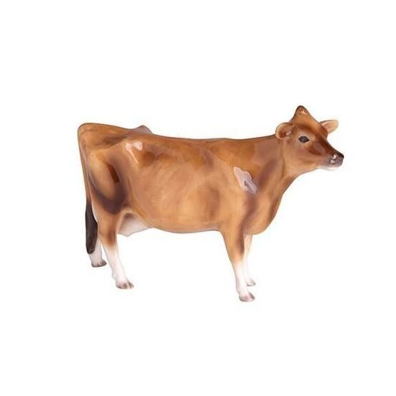 Jersey Cow by John Beswick