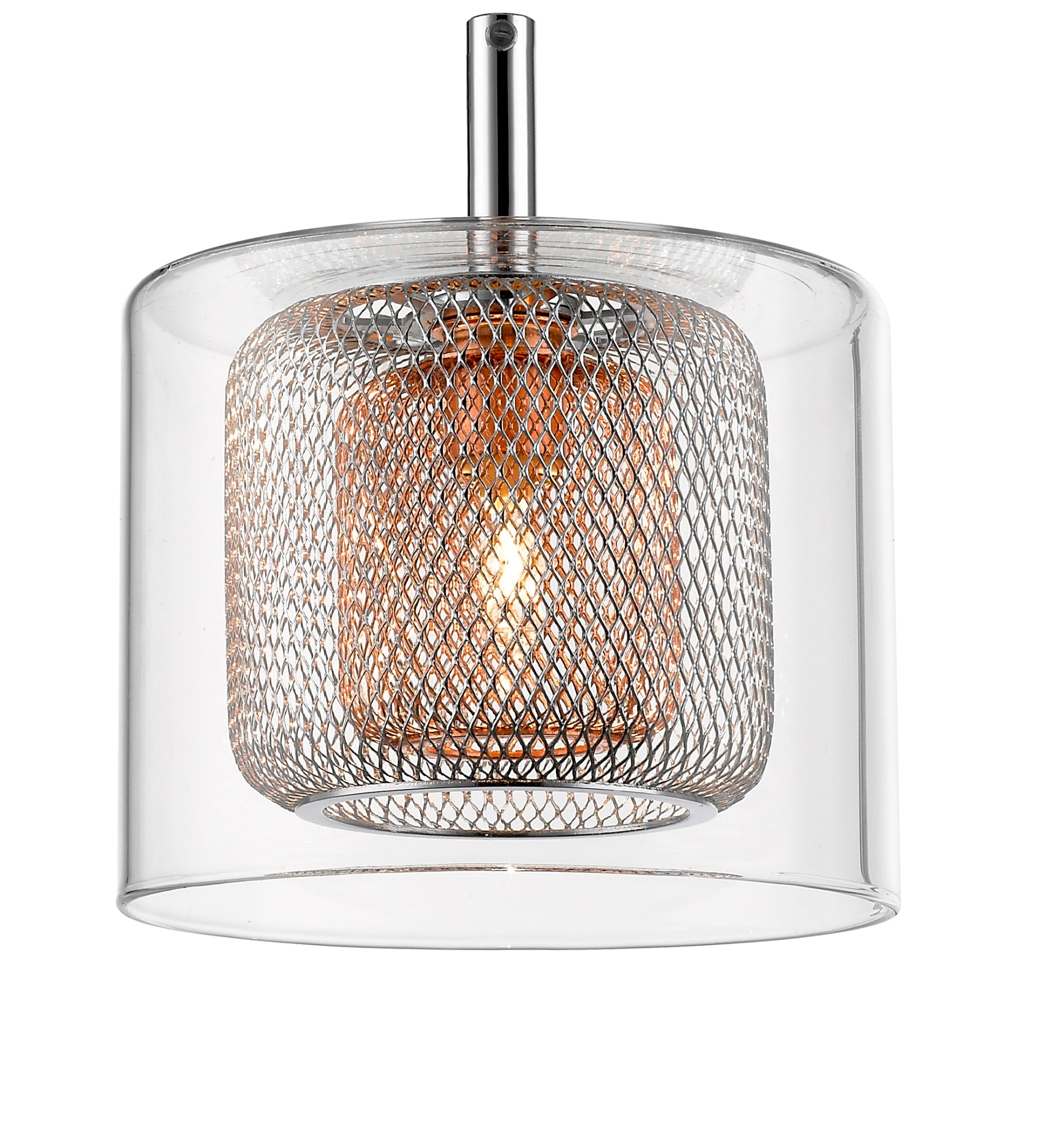 Albion 3 Light Round Pendant