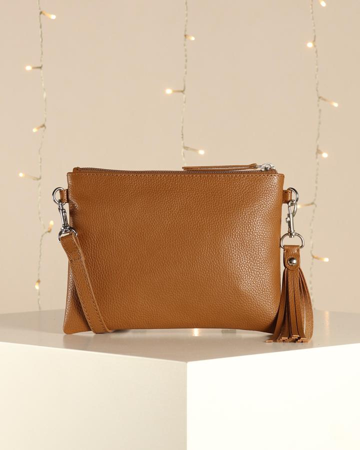 Hill & How Hetty Crossbody - Tan
