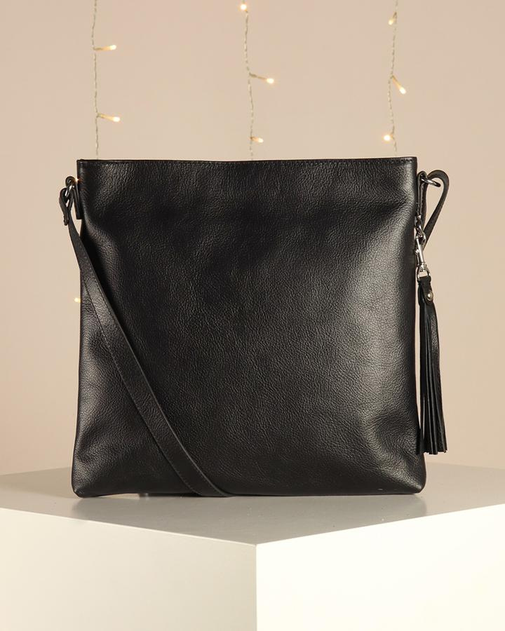 Hill & How Rosa Crossbody - Black