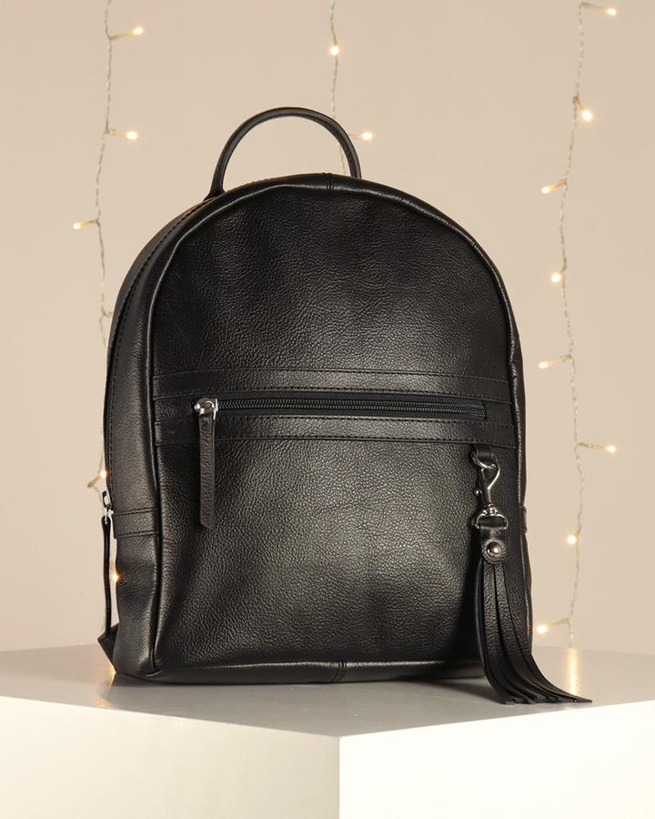 Hill & How Sophie Backpack - Black