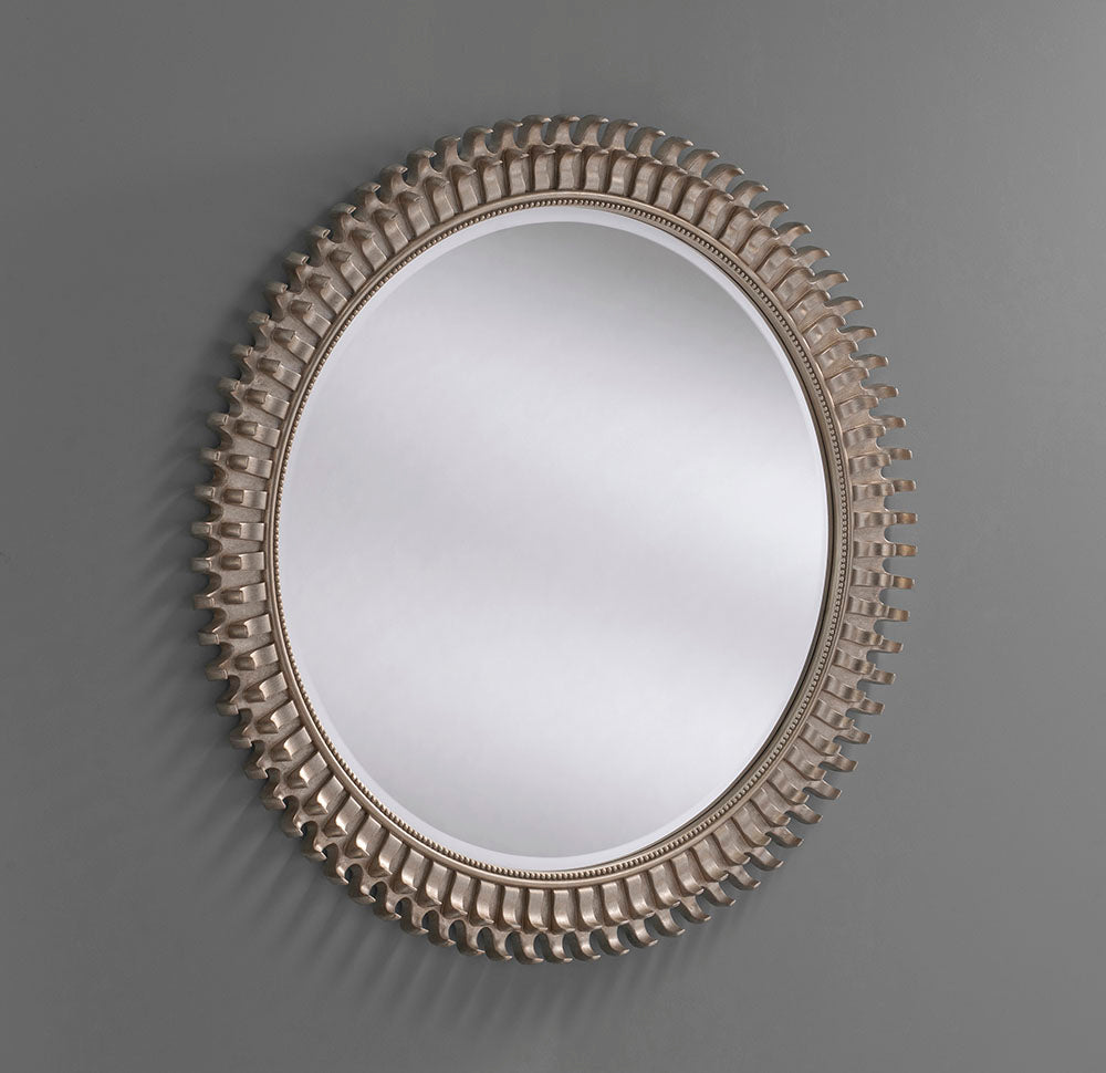 The Davenport Mirror - Gold or Silver