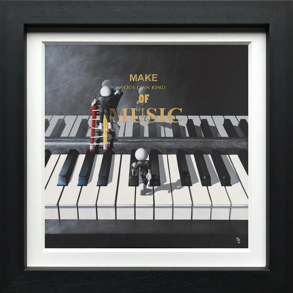 Mark Grieves 'Make Your Own Music' Limited Edition