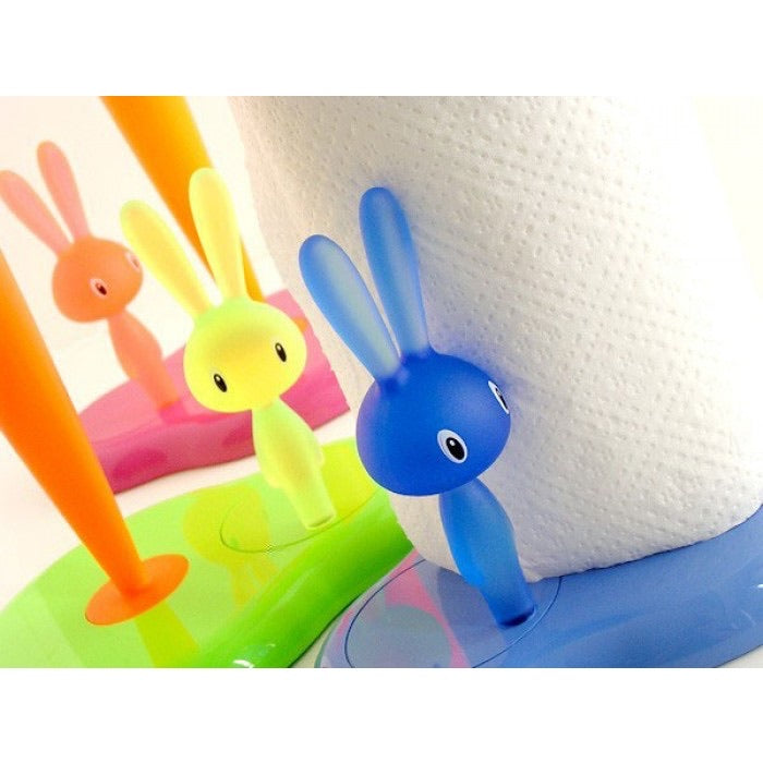 Alessi Bunny & Carrot Kitchen Roll Holder