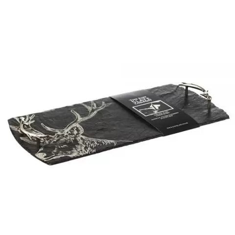 Stag Slate Serving Tray