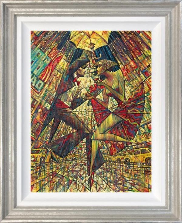 Andrei Protsouk 'Love In Times Square' Limited Edition