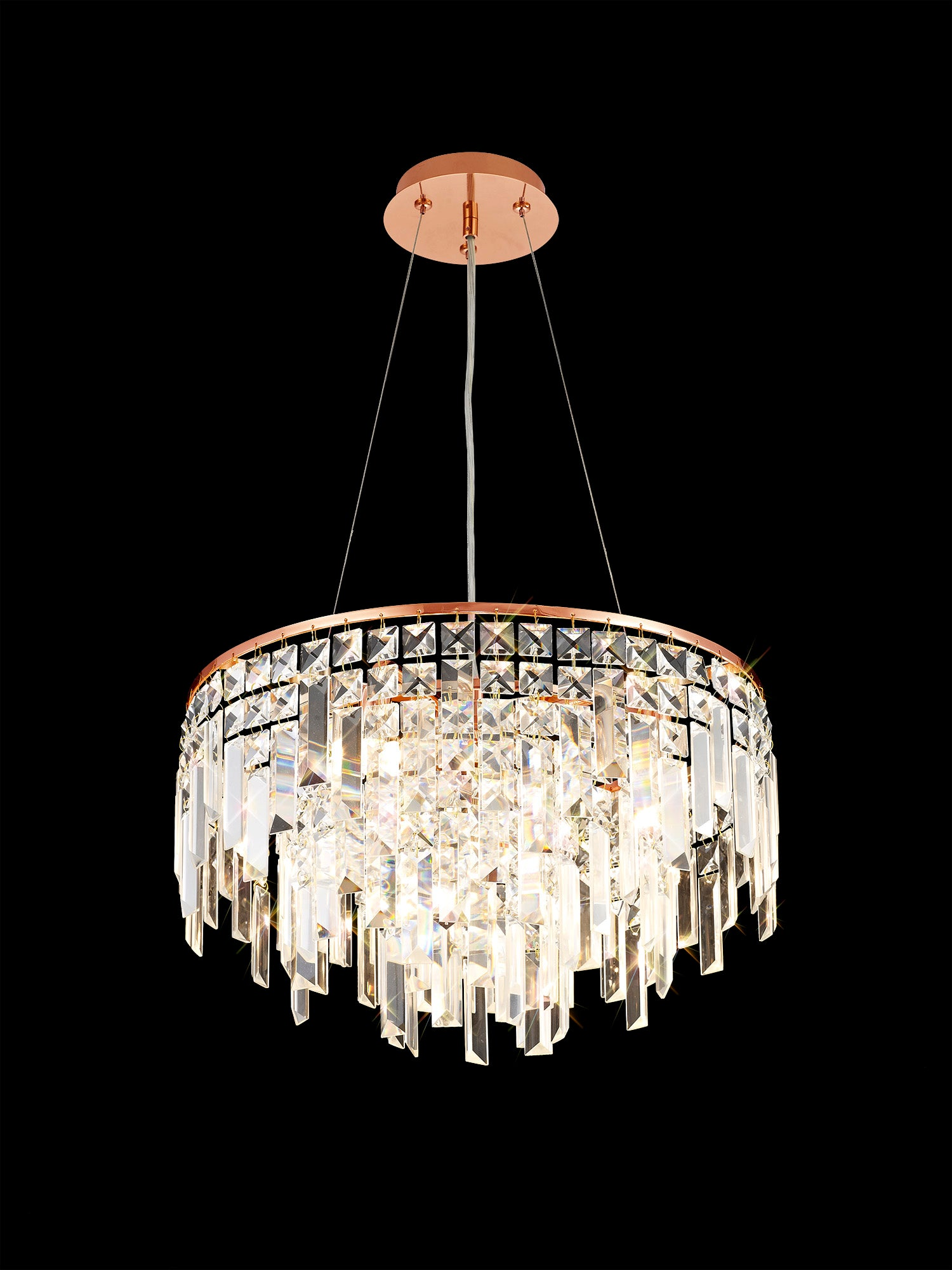 Millias 6 Light Round Pendant