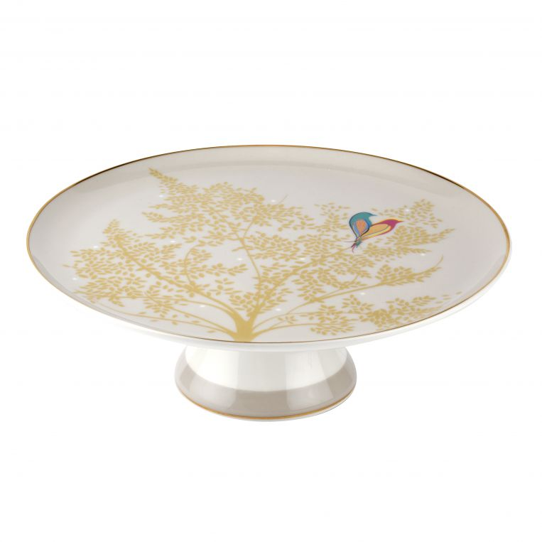 Sara Miller London by Portmeirion Footed Cake Stand