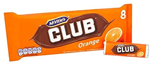 CHOCOLATE ORANGE CLUBS