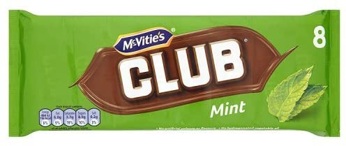 MINT CLUB BARS