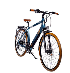 "Vista X+ 20.5"" frame electric bike with bluetooth"
