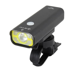 Capella 800 Lumens USB rechargeable high power LED Front Light (Scrambler, Delta and E-Motion Cruiser)