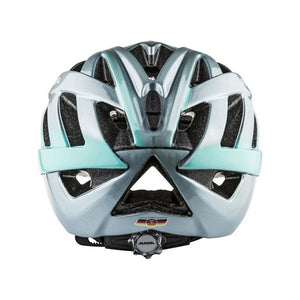 Alpina Panoma 2.0 Helmet in Steel Grey/Green