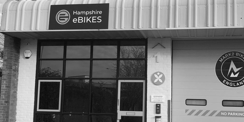 Hampshire eBikes Workshop
