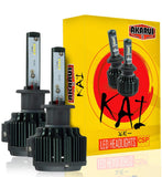 Kai Akarui Led Headlight Bulbs Conversion Kit - 9007