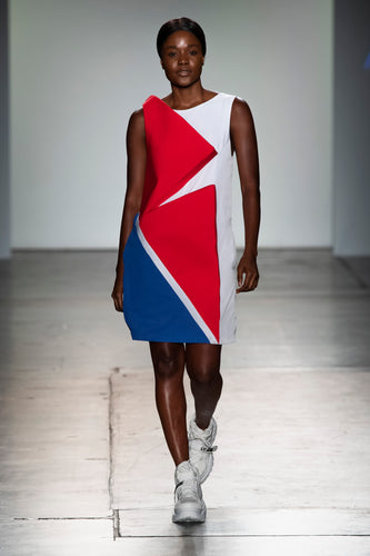 Vestido Alma , New York Fashion Week
