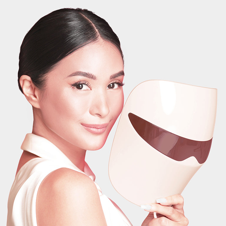 Heart Evangelista swears by LED masks popular among Korean stars - Love K-Derma