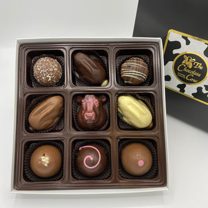 Assorted Easter Truffles
