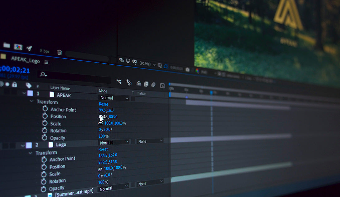 Motion Graphics in Adobe After Effects (Winter 2021 Production Intensives) - Waitlist Only