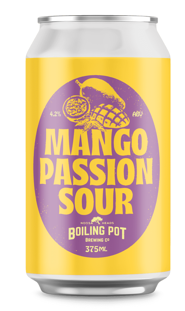 Mango Passion Sour