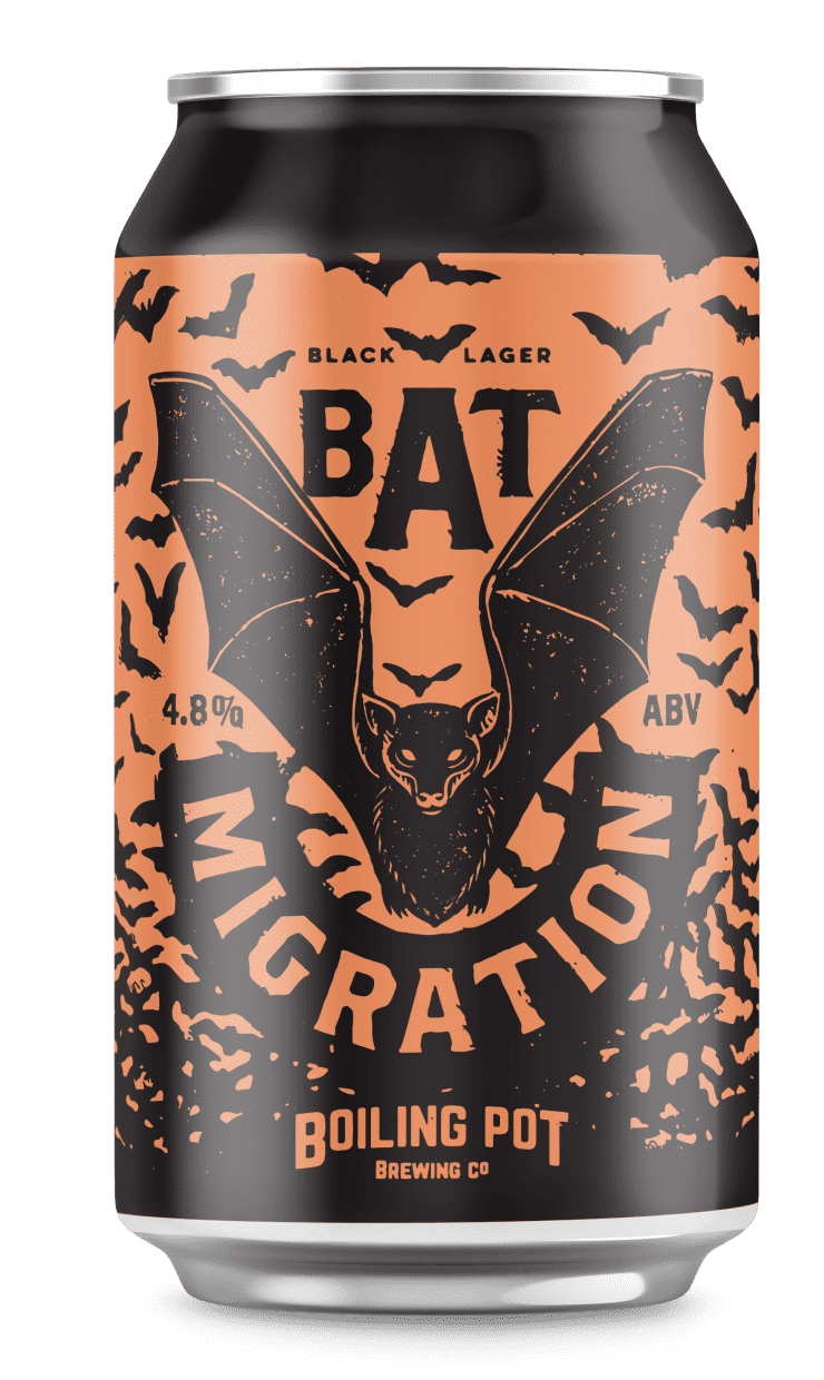 Bat Migration Black Lager