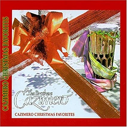 Cazimero Christmas Favorites - SOLD OUT