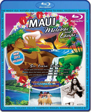 Load image into Gallery viewer, Video Postcard of Maui/Lanai/Molokai Blu Ray