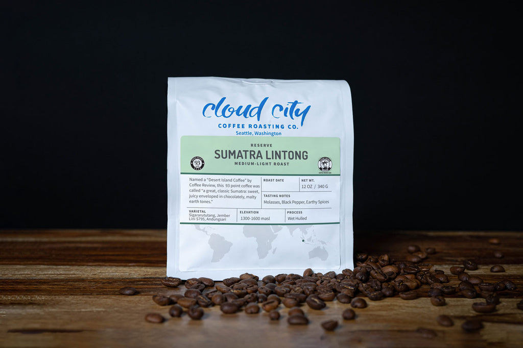 Desert Island Coffees: Sumatra Lintong Triple-Picked Reserve
