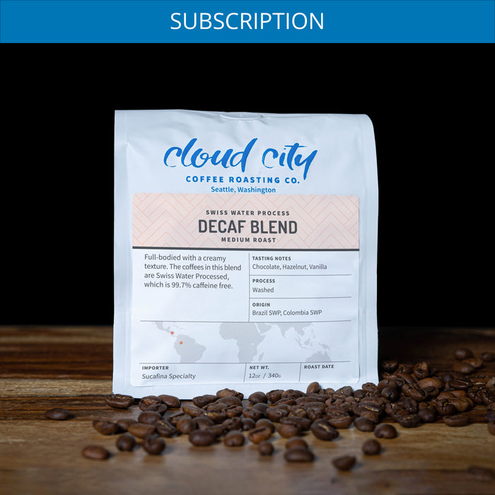 Decaf SWP Subscription