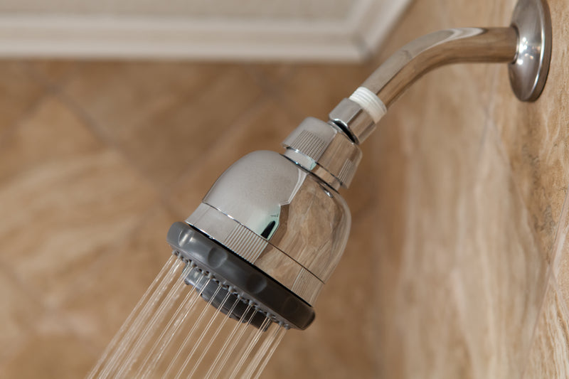 Wall Mount Shower Filter System