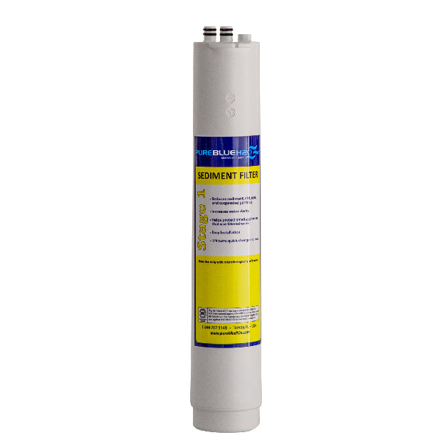 4-Stage Reverse Osmosis Five-Pack Replacement Filters