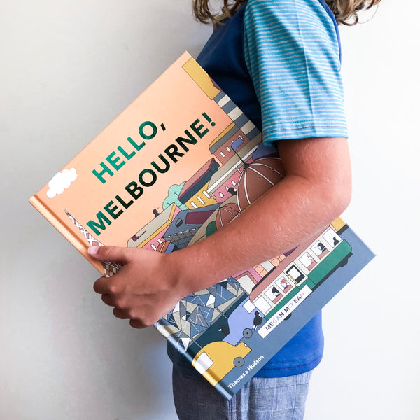 'Hello, Melbourne!' Book