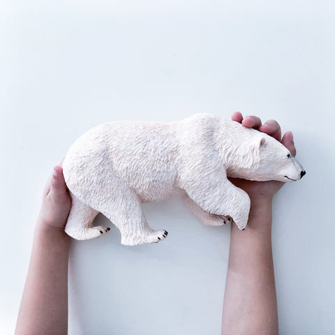 Jumbo Polar Bear *Pre Order for Early October Delivery