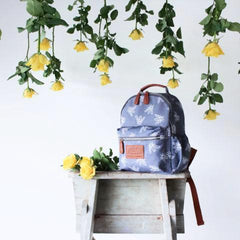 Mini Backpack - Buzzing Bees