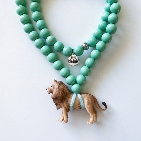 Rixon The Lion Necklace - More color options.