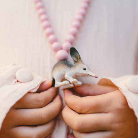 The Bilby Necklace  - More colour options.
