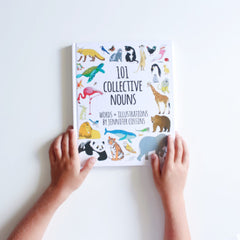 The Animal Book - 101 Collective Nouns