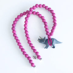 The Dino Necklace  - More colour options.