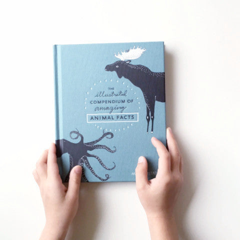 The Illustrated Compendium Of Amazing Animal Facts.