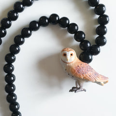The Owl Necklace - More Colour Options.