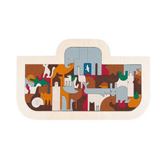 George Luck Noah's Ark Puzzle
